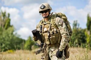 Kredit für Soldaten