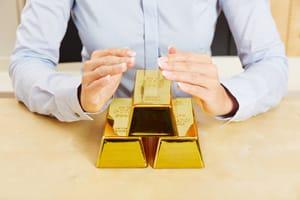 Kredit für den Kauf von Edelmetallen