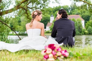 Kredit für Hochzeitsfeier